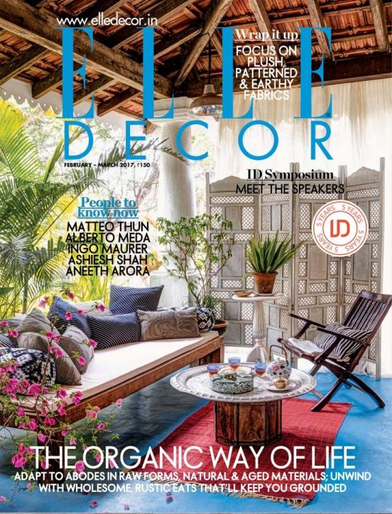 Elle Decor February - March 2017