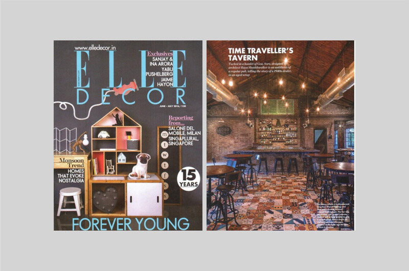 Elle Decor Jun-Jul 2016