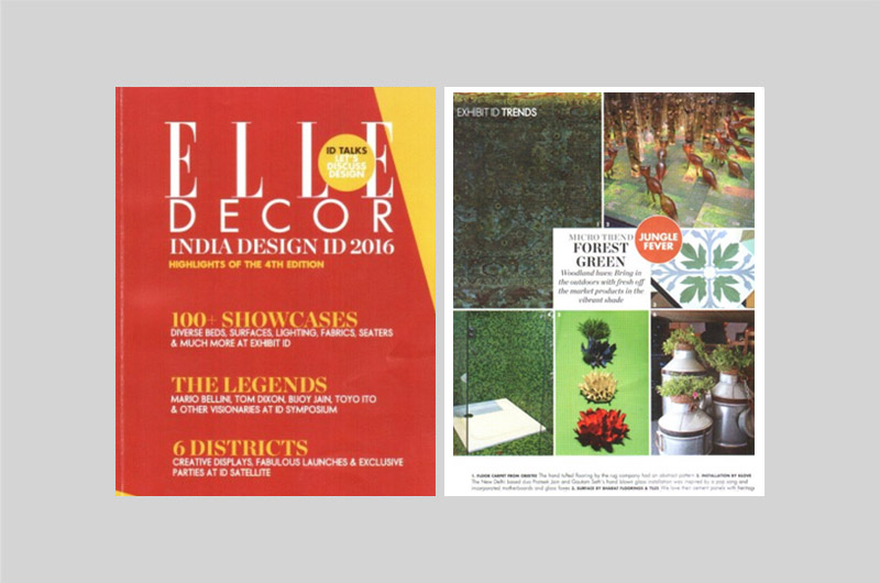 Elle Decor India Design Supplement Apr-May 2016