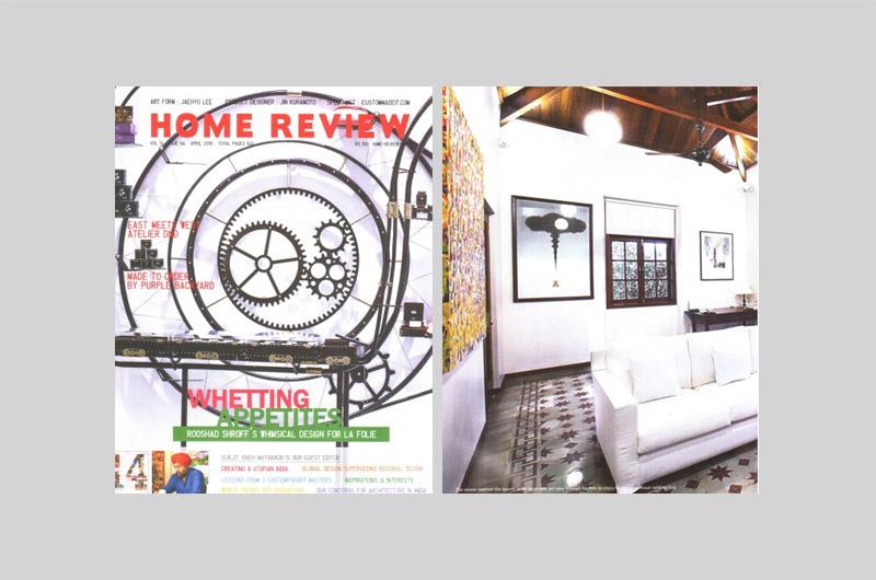 Home Review April 2016