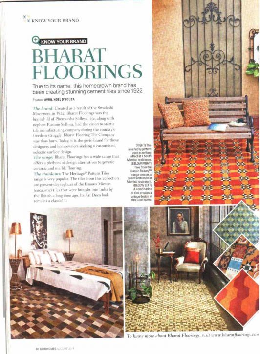 Good Homes August 2015